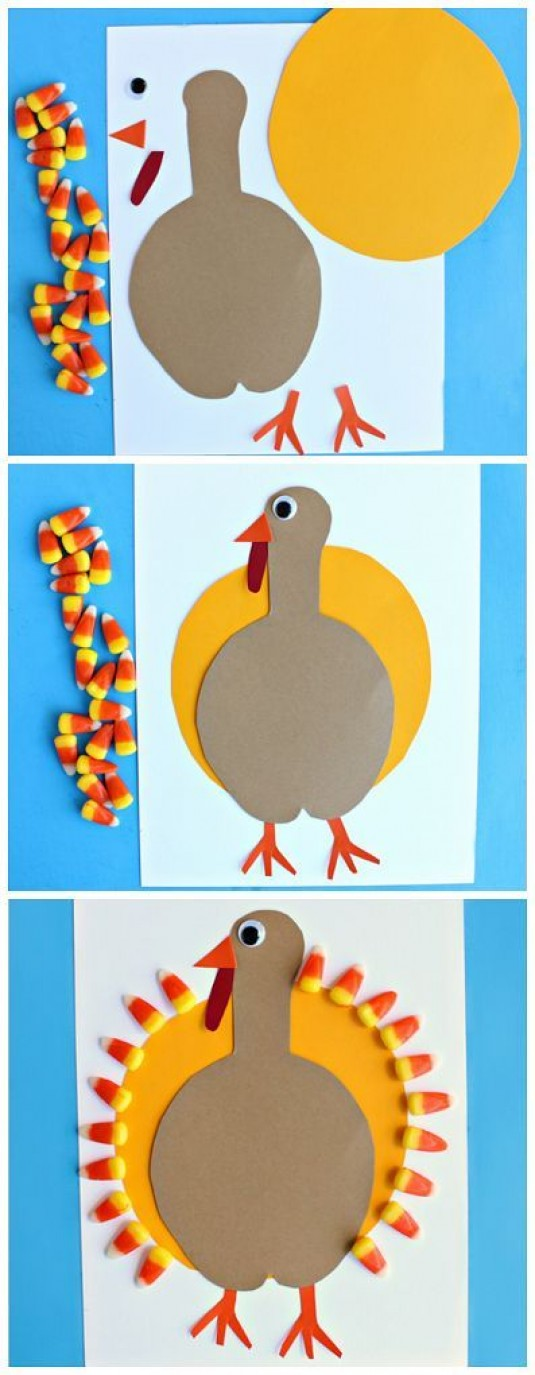 DIY Thanksgiving crafts ideas