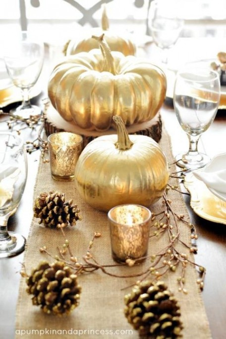 DIY Thanksgiving pumpkin ideas