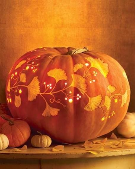 DIY Thanksgiving pumpkin ideas