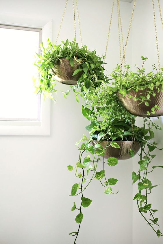 Diy Hanging Planter Pots 3