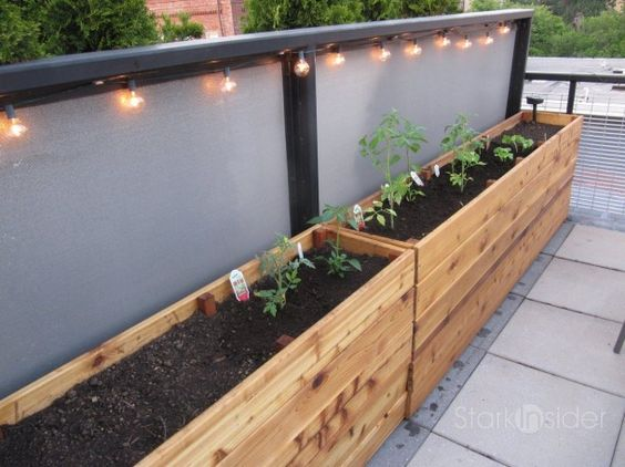 Wonderful Vegetable Planter Boxes Plans And Ideas