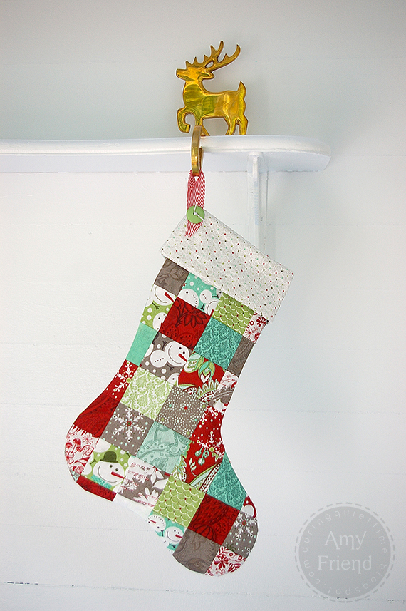 37 Diy Christmas Stockings Amp Pillows Free Sewing Patterns