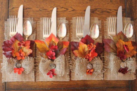Diy thanksgiving decor crafts 58 dollar store decors Cheap thanksgiving table setting ideas