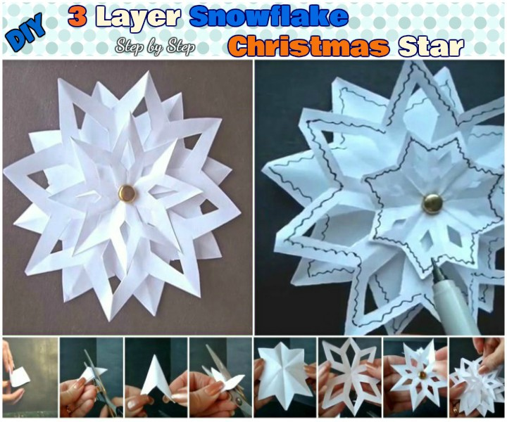 diy-3-layer-snowflake-christmas-star