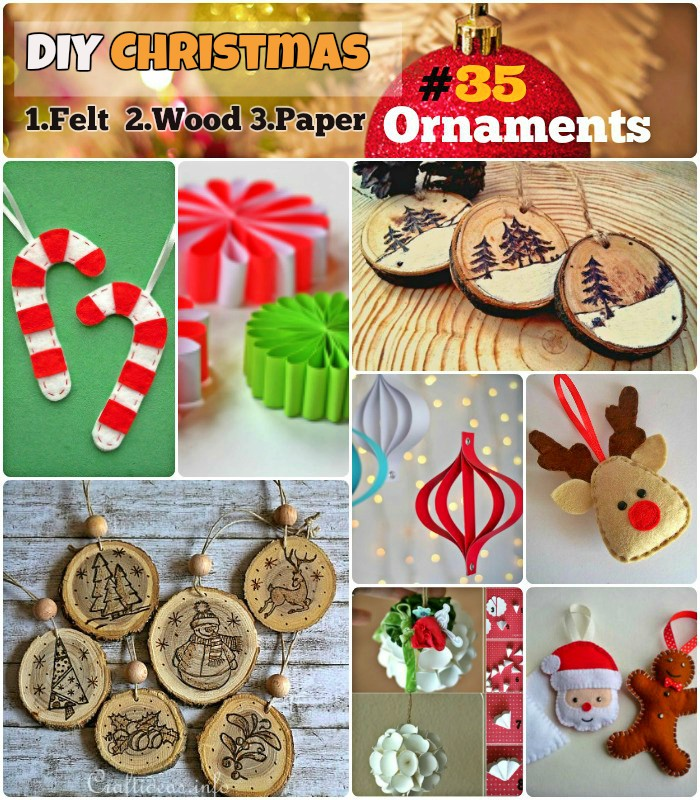 diy-christmas-ornaments-35-felt-wood-and-paper-homemade-ornaments