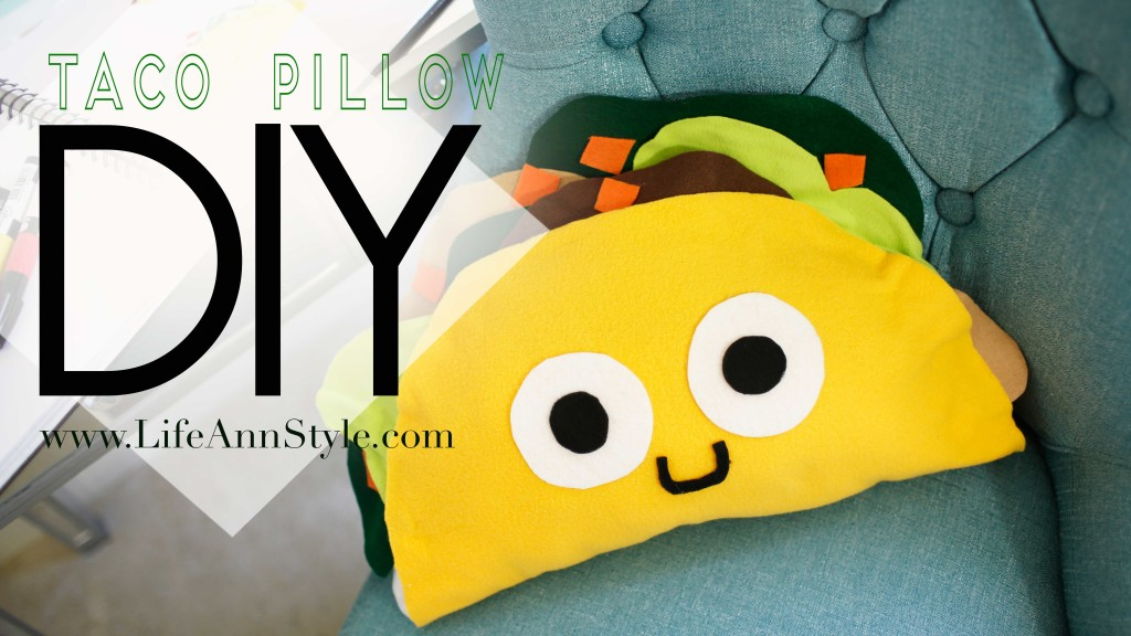 DIY Emoji Pillows Gift Ideas