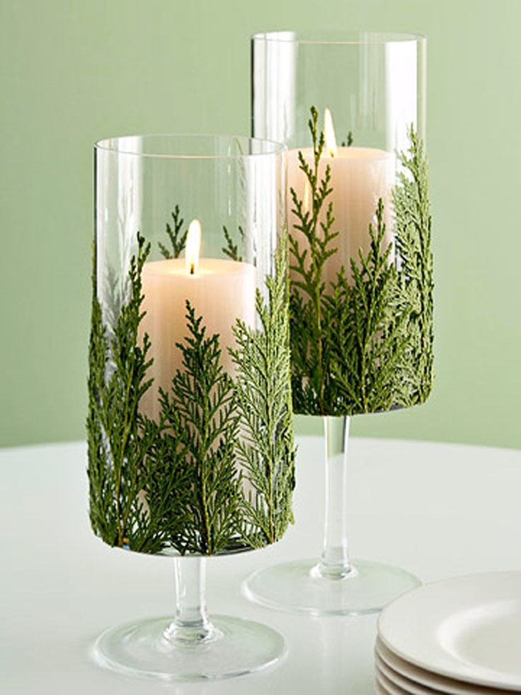 make these pretty painted glass jar moroccan candle holders