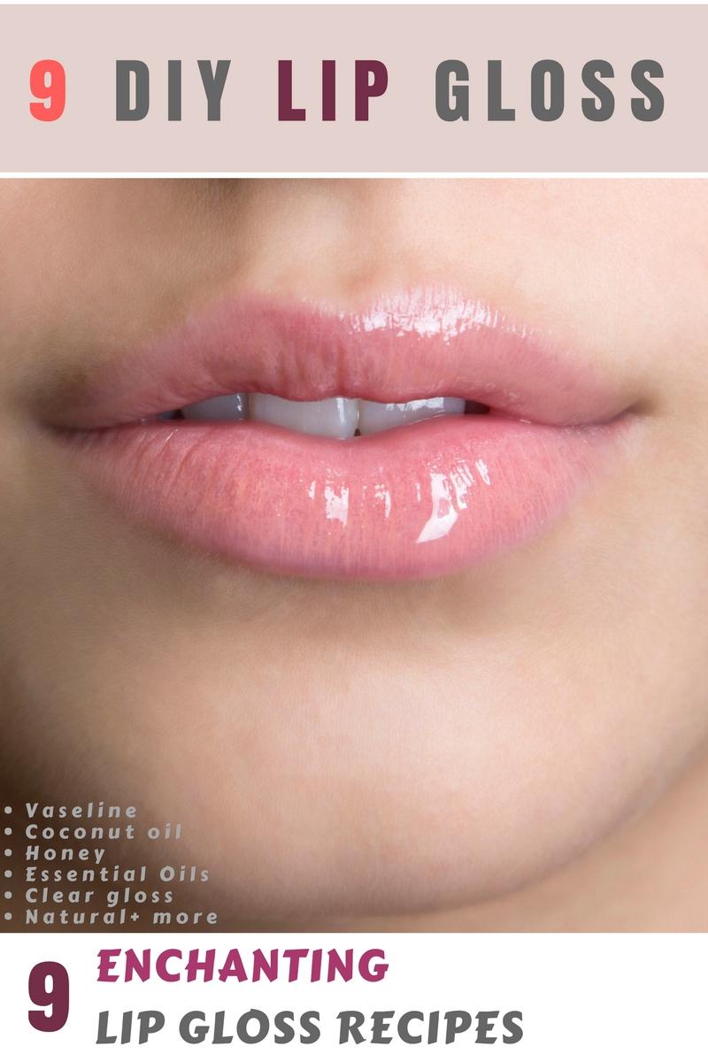 Lip Gloss for Baby Lips