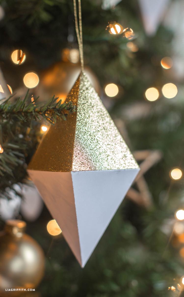 #35 DIY Christmas Ornament Ideas: Homemade Felt Wood ...