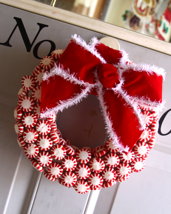 Mini Christmas Bows