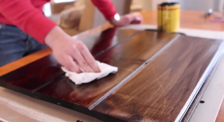 Nail It Paint It 10 Steps Diy Pallet Wood Plank Wall