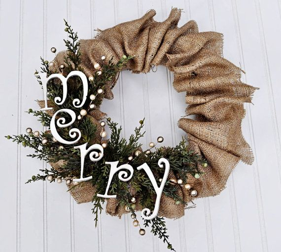 50 Diy Christmas Wreath Ideas Warm Sweet N Inexpensive