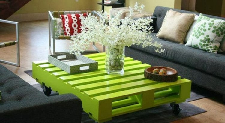 18 Diy Pallet Coffee Table Ideas