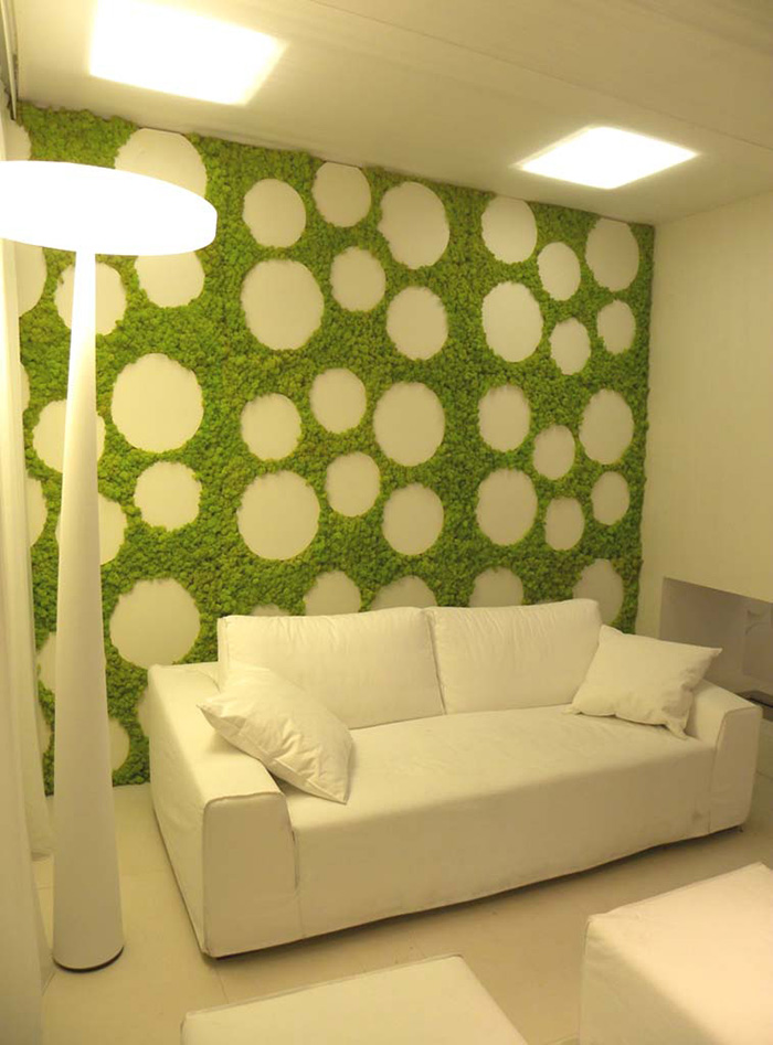polka-dot-moss-wall-art