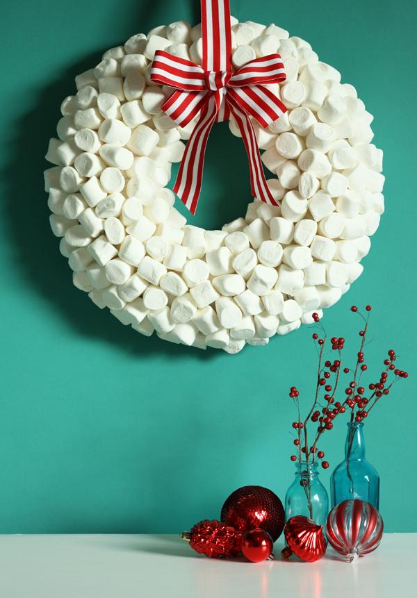 50 Diy Christmas Wreath Ideas Warm Sweet N Inexpensive