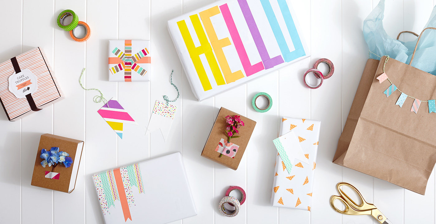 Using washi tape is one of the easiest ways to personalize any item! First of all, it is easy to decorate with washi tape. You simply use it to cover the surface of the item you want to personalize.