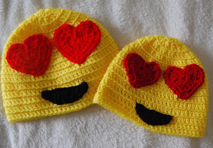 DIY Emoji Crafts Emoji Crochet