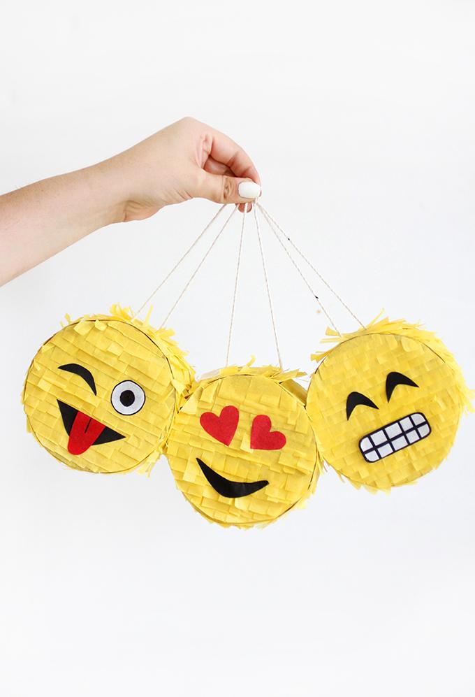 Diy Emoji Crafts 42 Step By Step Emoji Ideas Party