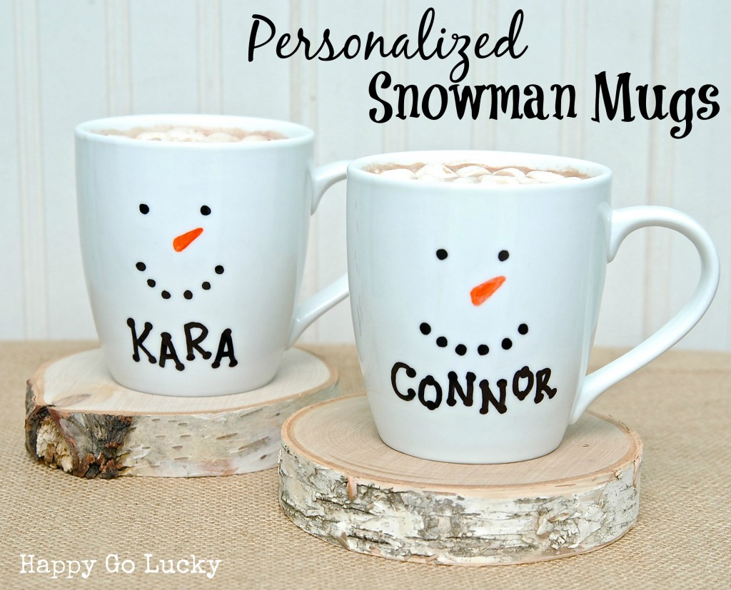 Personalized Stockings Diy Sharpie Crafts And Gifts 14 Sharpie Mugs And Plates