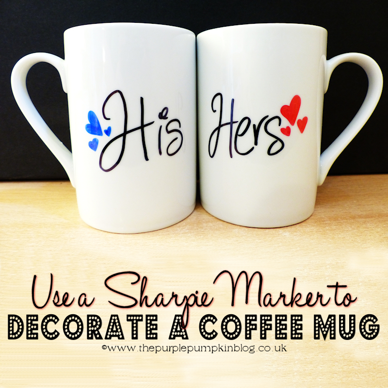 12 Diy Sharpie Crafts Valentines Day Mugs And Gifts
