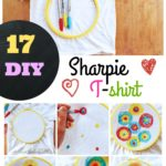 DIY Sharpie T-shirts Pillows and Shoes