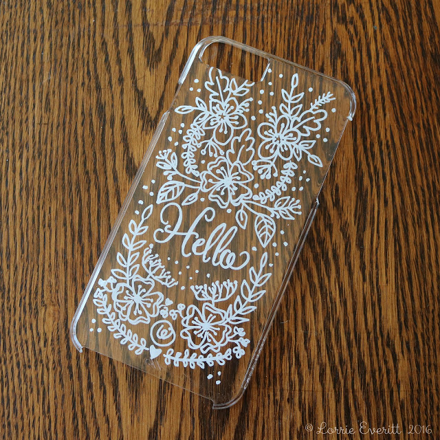 reputable site c2175 f709e 10 DIY Sharpie Phone Cases & Sharpie Removal Idea