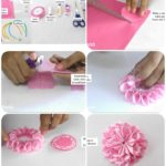 DIY Flower Headband & Crown