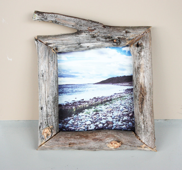 How To Make A Wooden Picture Frame Easy Picture Frame Ideas