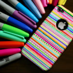 DIY Sharpie Phone Case & Sharpie Removal