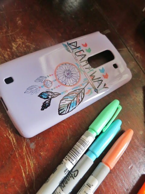 10 Diy Sharpie Phone Cases Amp Sharpie Removal Idea