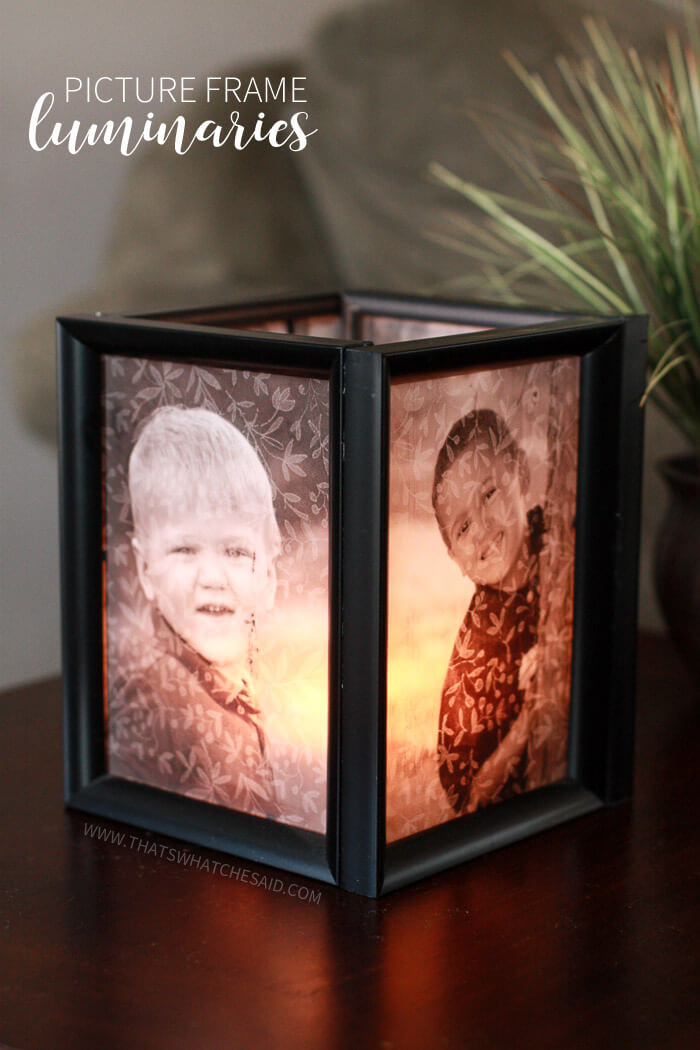 Diy Photo Frames 30 Creative Amp Easy Picture Frames