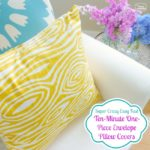 DIY Pillow Cases in Different Patterns