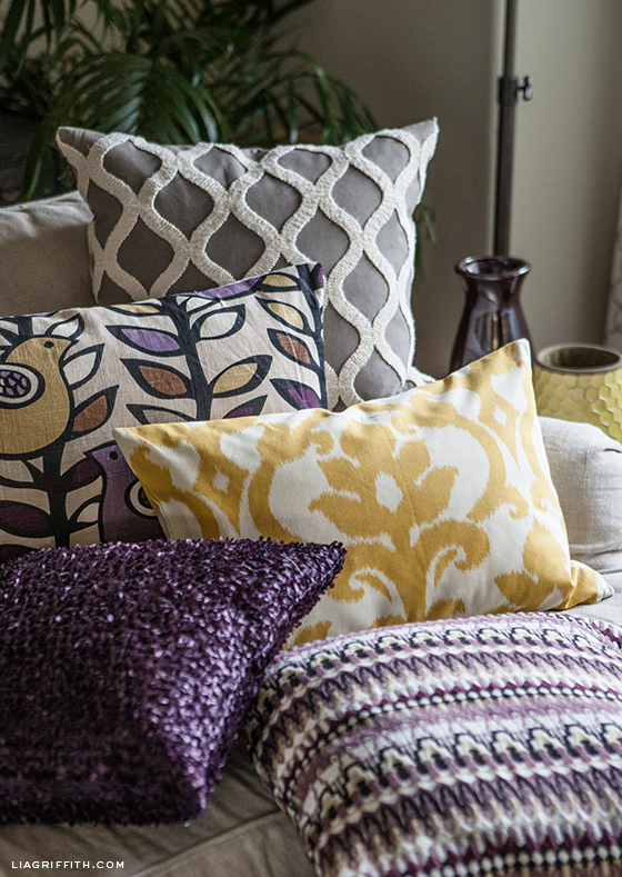 Sew Pillow Cover With Zipper