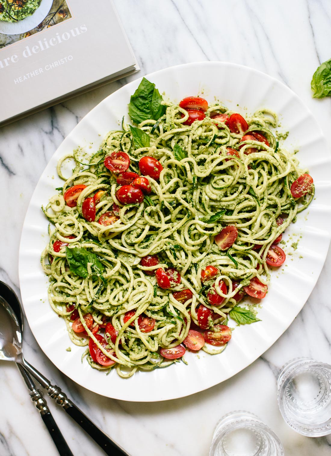 20 Zucchini Noodles Pasta Salads How To Make Zucchini Noodle Recipes