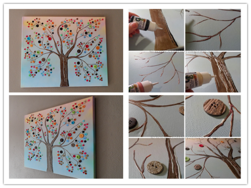 Diy Wall Art 36 Step By Step Wall Art Simple And Easy To