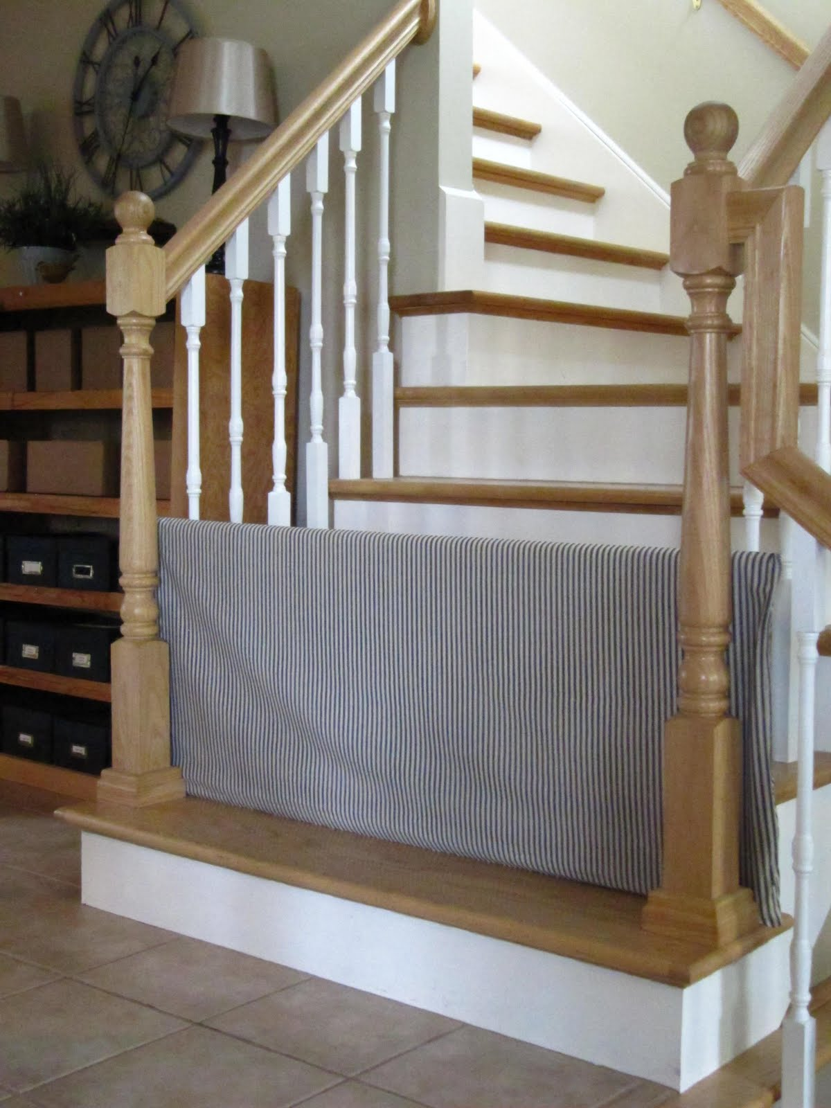 11 DIY Baby Gate Ideas Step by Step Instruction and Plan