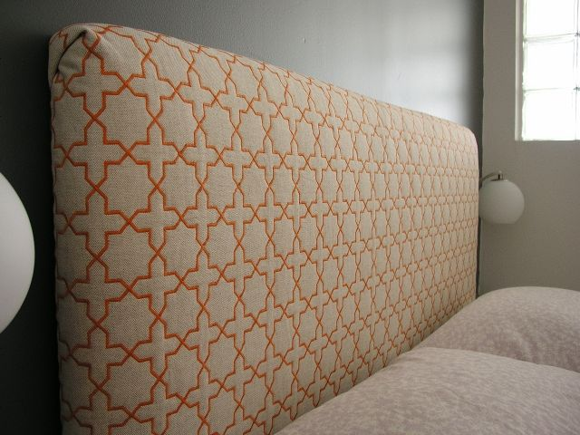 12 aesthetic headboards for your bedroom diy fabric - How to make a bed headboard ...
