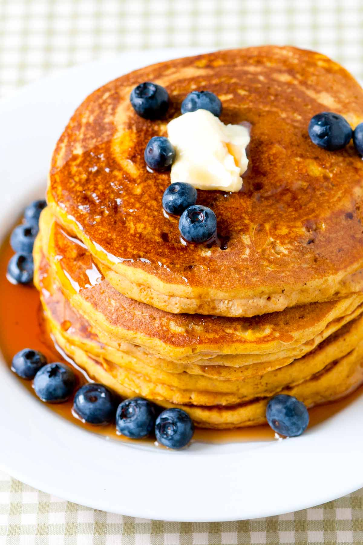 Healthy Fluffy Pumpkin Pancake Recipes 14 Flavors Loaded