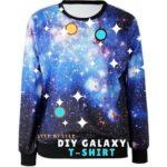 DIY Galaxy T-Shirt