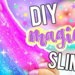 Glitter n Glow Magical Slime for Girls