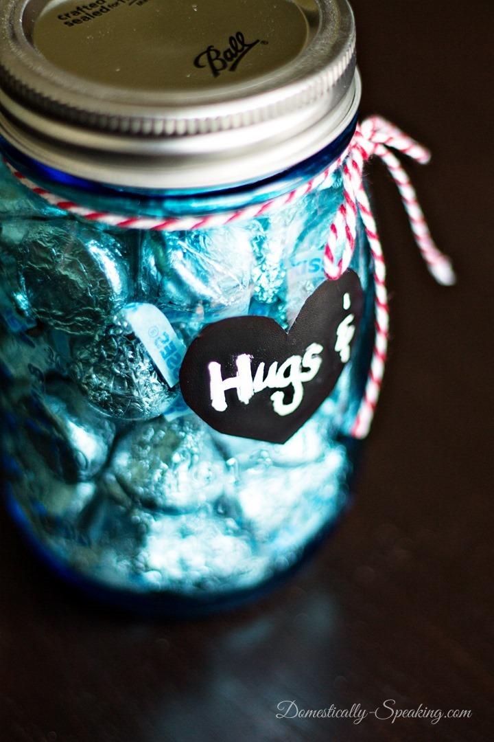 16 Sweet Heart Mason Jar Gifts Diy Valentines Day Gift In Jar