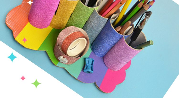 11 DIY Toilet Paper Roll Crafts Ideas and Life Hacks You
