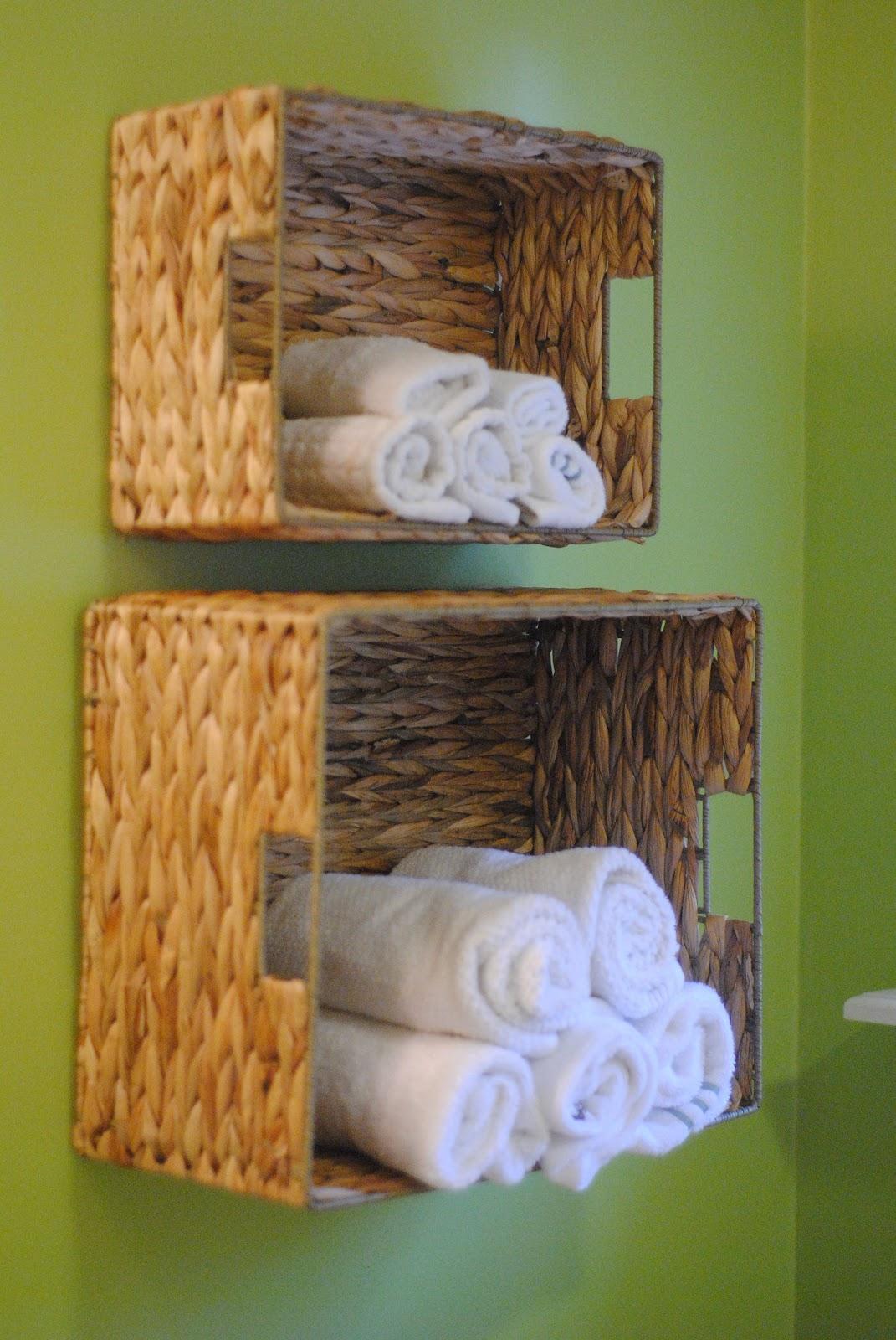23 Diy Bathroom Storage Ideas Towel Holders Racks And Hooks