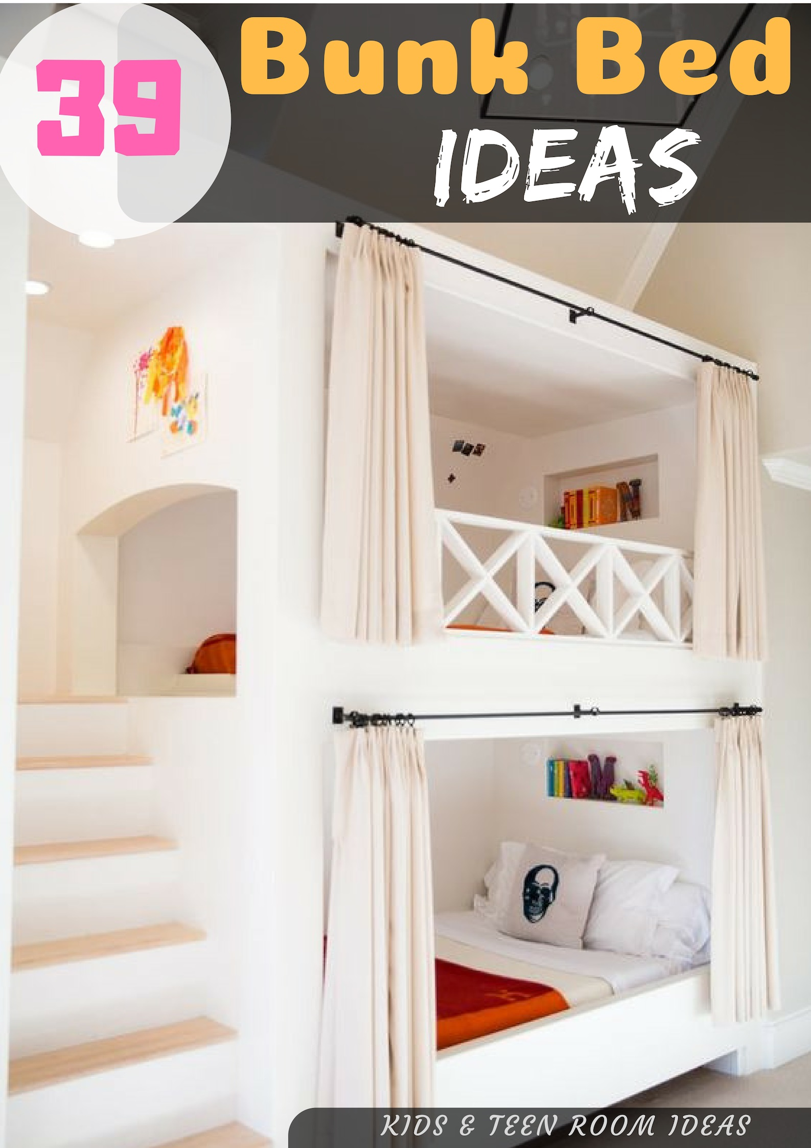 Diy Bunk Beds Ideas Marcuscable Com