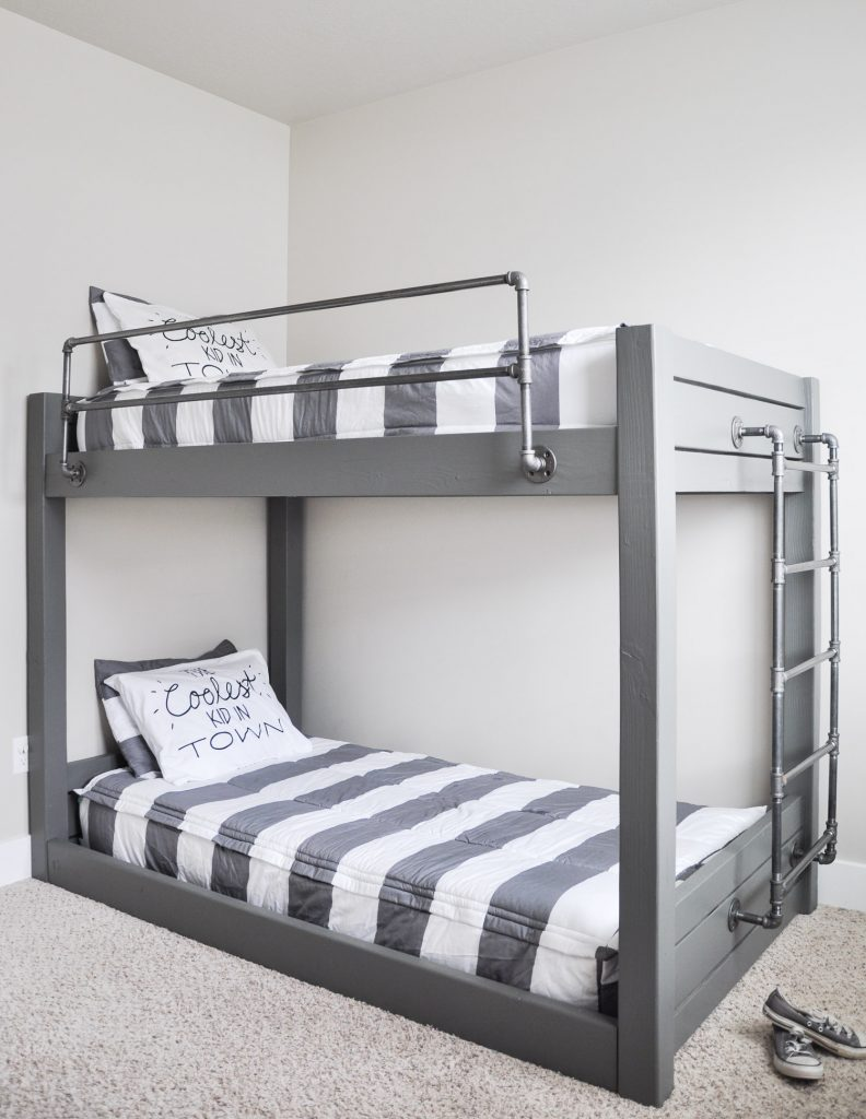 39 Cozy Diy Bunk Beds Loft Bed Build Plans Kids Teen Room Ideas