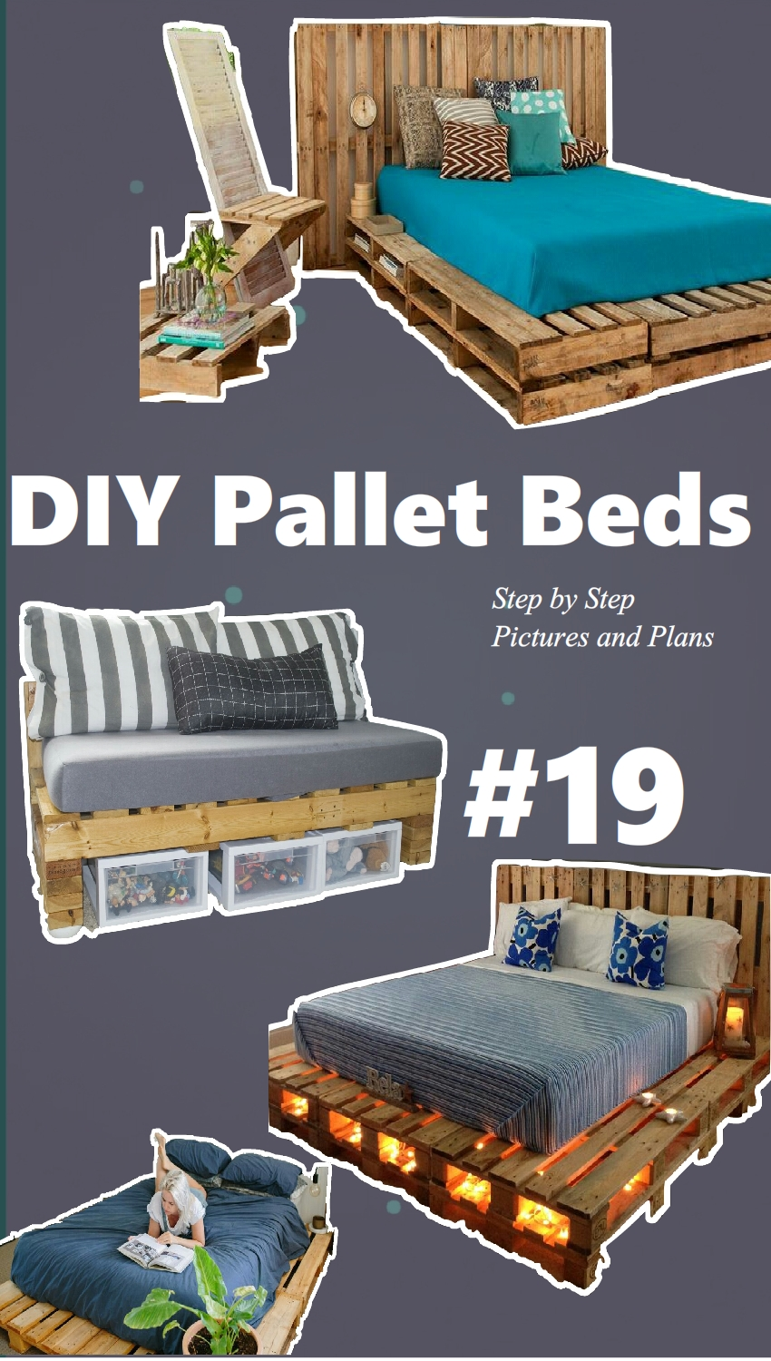 19 Inexpensive Diy Pallet Bed Frames Day Ideas
