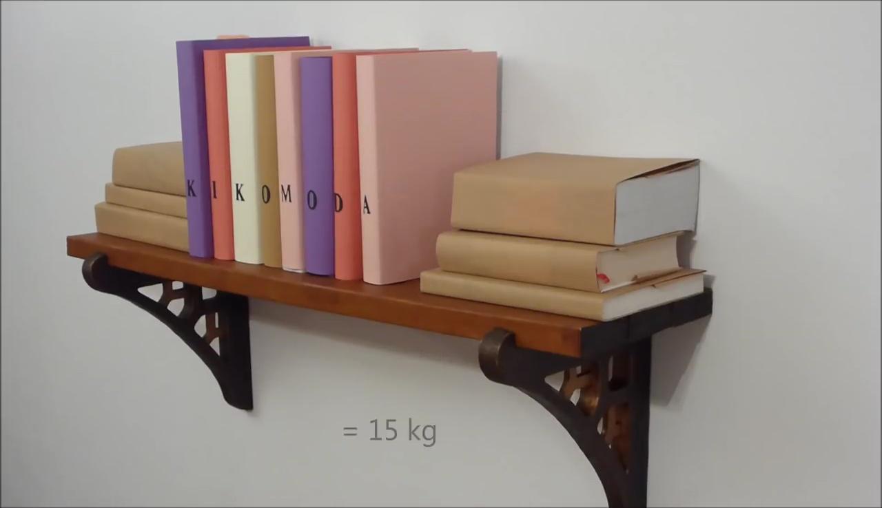Diy Cardboard Shelf In 30 Steps Recycle Cardboard To A