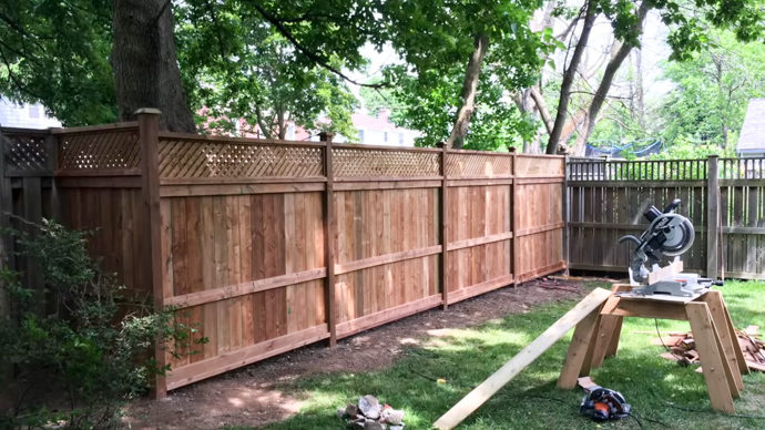 29 DIY Fence Ideas: Garden and Privacy Fence Ideas on a Budget