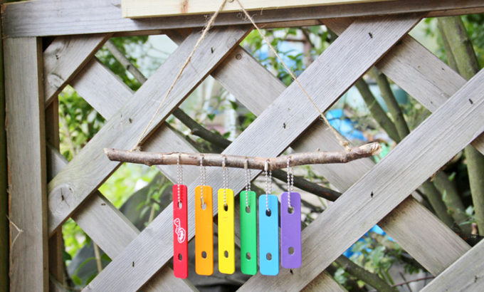 38 Relaxing And Colorful Diy Wind Chime Ideas For Decor And Garden