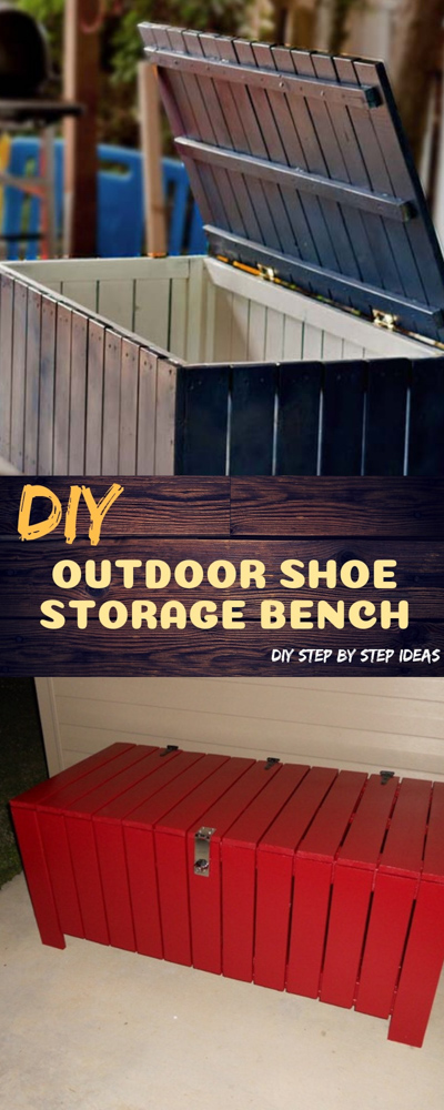 42 Clever Shoe Storage Ideas Diy Shelves And Rack For Small